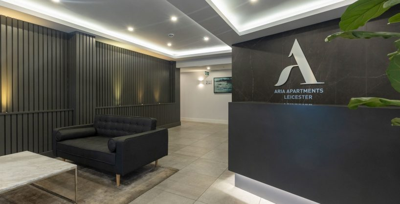 Aria – Luxury One Bedroom Apartments
