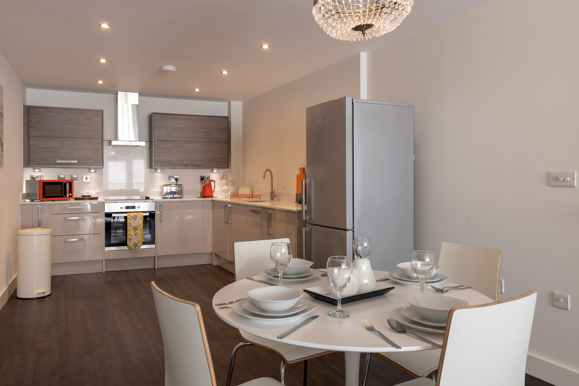 Agin Court – Luxury Two Bedroom Apartments