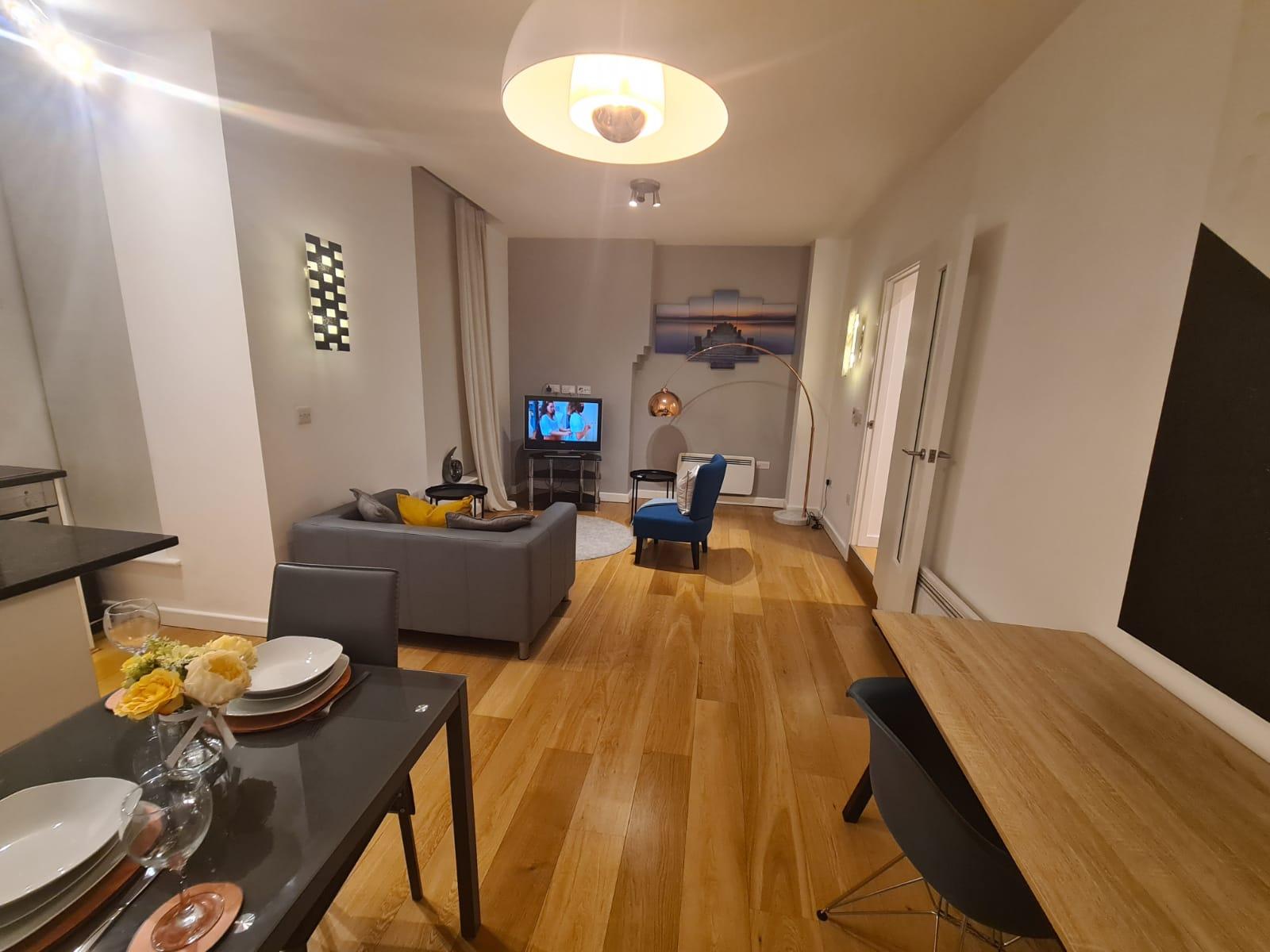Cherub 3 – Luxury One Bedroom Apartments